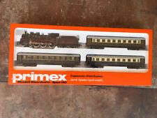 """Primex 2701 Zugpackung """"Orient-Express"""" @4031@ Spur H0 Neu OVP Sammlung"""