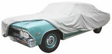 RestoParts Gray 4 Layer Indoor/Outdoor Car Cover 1968-1972 Chevy Chevelle