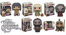 The Dark Crystal Pop Vinyl SET OF 5 Jen, Kira & Fizzgig, Aughra, Ursol BY FUNKO