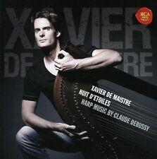 Xavier de Maistre, G - Nuit D'etoiles: Harp Music By Claude Debussy [New CD]