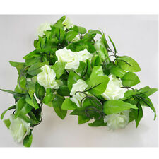 1pc Lily Bracketplant Hanging Garland Flowers Vine Home Garden Wedding Decor New