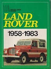 LAND ROVER SERIES 2 2A & 3 PETROL / DIESEL ( 1958-1983 ) PERIOD ROAD TESTS BOOK