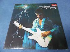 Jimi Hendrix - Midnight Lightning / Polydor Records 1975 Germany Press Rock lp