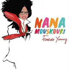 NANA MOUSKOURI - FOREVER YOUNG (LIMTED EDITION)   CD NEW+