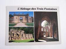 L'Abbaye des Trois Fontaines - Haute Marne      ungelaufen