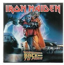 IRON MAIDEN - SOMEWHERE BACK TO PARIS 1986 (BONUS :LILLE 1998) - 2CD DIGISLEEVE