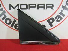 DODGE CHRYSLER Passenger Side Right Mirror Flag Applique NEW OEM MOPAR
