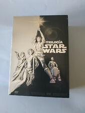 Pack Peliculas DVD StarWars Tron Krull y SdlA1: La comunidad del anillo