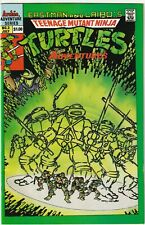 Archie Eastman and Laird's TMNT Adventures #3 1st print (July 1989) Mid Grade