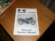 1984-93 Kawasaki  GPZ900R Service Manual