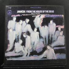 Leos Janacek, Bohumil Gregor - From The House Of The Dead 2 LP Mint- 32 21 0006