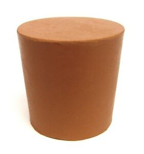 RED RUBBER BUNG STOPPER NO 9