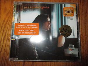 Nightclub by Patricia Barber (CD, Sep-2010, Premonition)