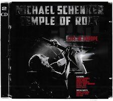 Michael Schenker (Scorpions, UFO) / Temple of Rock - Live in Europe (NEU))