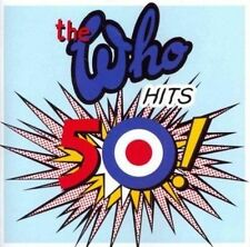 Who Hits 50! [Bonus Track] by The Who (CD, Nov-2014, 2 Discs, Geffen)