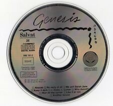 "GENESIS ""ABACAB"" RARE & EXCLUSIVE SPANISH CD / PHIL COLLINS - RUTHERFORD - BANKS"