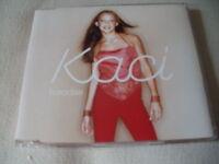 KACI - PARADISE - UK CD SINGLE