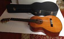 1977s Yamaha Classic Acoustic Quitar G255S ii Takamine Hard Case MINT