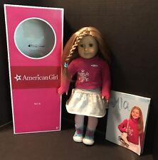 Mia American Girl Doll w/ box book 2008 GOTY