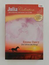 Emma Darcy Die Söhne des Kings Julia Collection Cora Verlag
