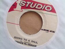 STUDIO ONE GOING TO A BALL / GOING TO A DUB FREDDIE MC GREGOR NEW
