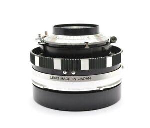 Mamiya Press Sekor 3,5 / 90 mm Standard Lens Objektiv for Universal Presse i10