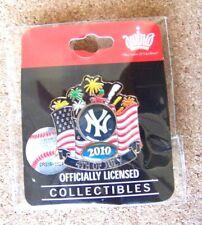 2010 NY New York Yankees 4th Fourth of July lapel pin MLB