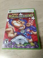 Hail to the Chimp (Microsoft Xbox 360, 2008)
