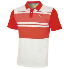 Camisas y polos de hombre de manga corta en rojo talla M