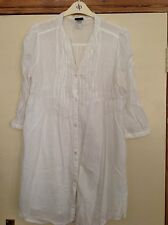 white blouse, size 44, from H&M