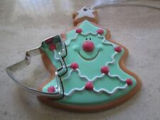AVON VINTAGE*COOKIE CUTER CUTIES ORNAMENT* *TREE**NEW NO BOX*OLD STOCK VERY RARE