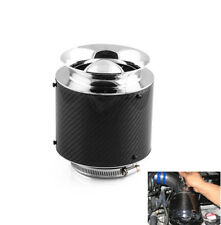 "6inch Length Carbon Fiber Air Filter 3"" Inlet For Car Short Ram Air Intake Pods"
