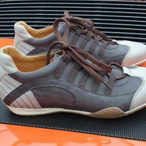 GRANDPRIX ORIGINALS 2020 Sneaker Due Grigio reg. Vk-Preis 189,- Euro