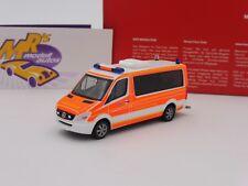 """Herpa 093898 # Mercedes Sprinter Einsatzleitwagen """" Feuerwehr Ingolstadt """" 1:87"""