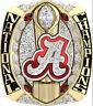 NCAA 2015 Alabama Crimson Tide Football National Championship Ring Replica SABAN