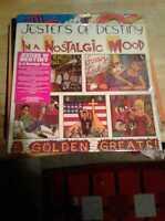 Jesters of Destiny Golden Greats Lp Sealed MInt Hendrix black sabbath CCR covers