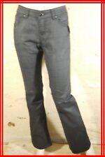 BONOBO JEANS Taille 40 - W 30 Superbe pantalon jeans jean denim gris femme
