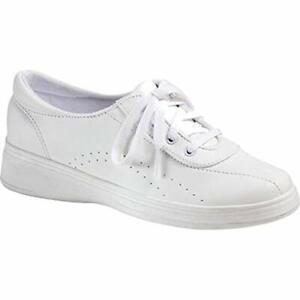 Grasshoppers Women's Avery Fashion Sneaker , White, 9.5 MED