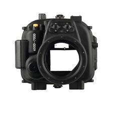 50m Waterproof Diving Housing Case f Canon 650D 700D T4i T5i Camera 18-55mm Lens