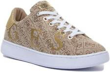 Guess Riderr3 Active Lace Bold Logo In Beige
