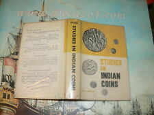 Sircar D.C. - Studies in Indian Coins 1968 First Edition