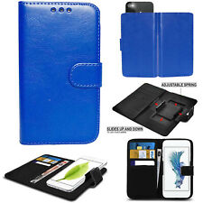 Universal Luxury Leather Flip  Stand Case Cover For Htc mobile phones
