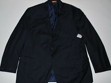 $595 NWT NEW MEN'S HICKEY FREEMAN ADDISON NAVY WOOL SPORTS COAT BLAZER 50R 50 R