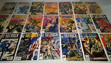 Sgt Rock Special 1-21 VF/NM to VF- 9.0 to 7.5 Complete Series 1988 Hard to Find