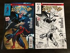 AMAZING SPIDER-MAN #8 CAMPBELL STAN LEE EXCLUSIVE VARIANT SET MARVEL COMICS NM-