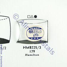 Hamilton (A-E) Glass Wristwatch Replacement Watch Crystal (NOS Am. Perfit / BB)