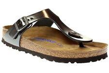 Sandalias y chanclas de mujer negro Birkenstock