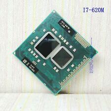 Intel Core i7-620M 2,66 Turbo 3,2 G PGA-Pin (SLBTQ)