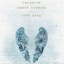 COLDPLAY GHOST STORIES LIVE 2014 DVD ALL REGIONS NTSC & CD NEW