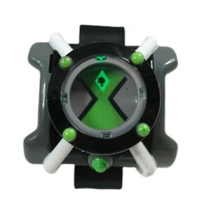 Playmates Ben 10 Deluxe Omnitrix FX Toy Watch With Speech Sounds & Lights origin